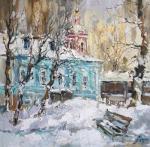 Чарина Анна. Палаты Федора Птицына на Николоямской