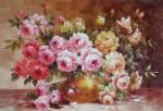 Dzhanilyatii Antonio. Roses