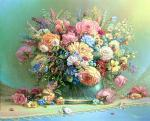 "Bouquet ""June"". Panin Sergey"