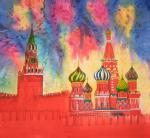 Красная площадь. Кондюрина Наталья