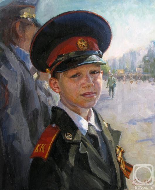Родионов Игорь. Кадет