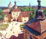 Мишагин Андрей. Кирилло-Белозерский монастырь