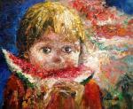 Balantsov Valery. Children's happiness