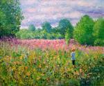 Balantsov Valery. Ivan-tea blooms