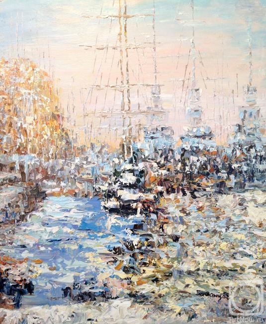 Balantsov Valery. In Port