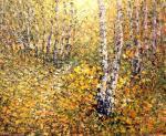 Balantsov Valery. Glade (Golden autumn)