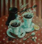 Панина Кира. Кофе с корицей и лимоном