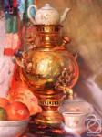 Vinogradov Sergey. Gold samovar