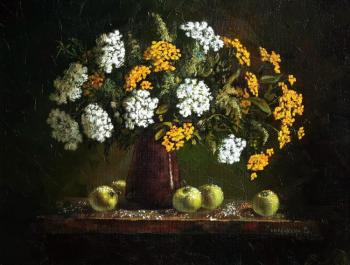 Tansy,state and apples. Zerrt Vadim