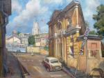 Ковалевский Андрей. Тетеринский переулок