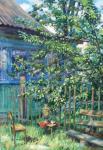 Ковалевский Андрей. Яблоня у старого дома