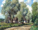Ковалевский Андрей. За поворотом (деревня Королёво)