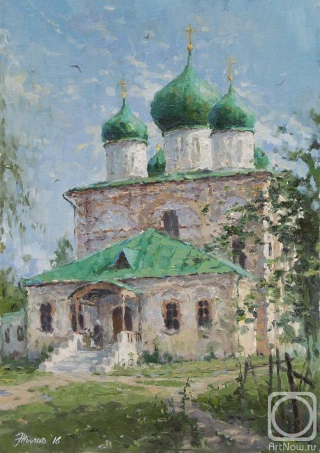 Жилов Андрей. Спасо-Преображенский собор. Арзамас