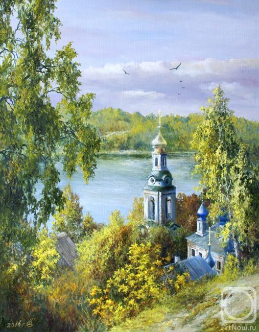 Дорофеев Сергей. Осенняя благодать