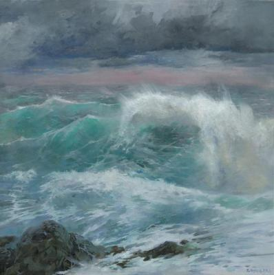 Chernov Denis. High Wave
