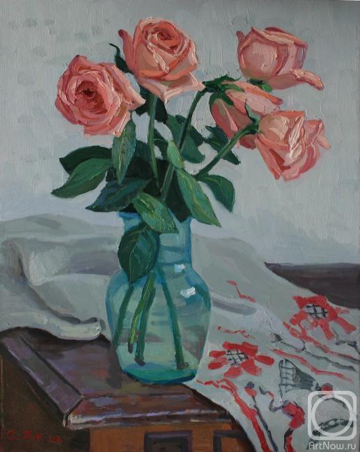 Жук Сергей. Розы