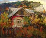 Мишагин Андрей. Окно в осень
