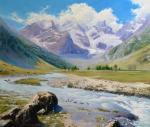 Антонюк Тамара. Горы