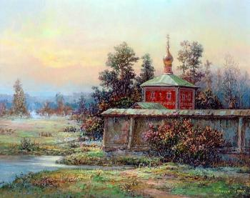 Panin Sergey. Between summer and winter