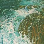 The breath of the sea. Chizhova Viktoria