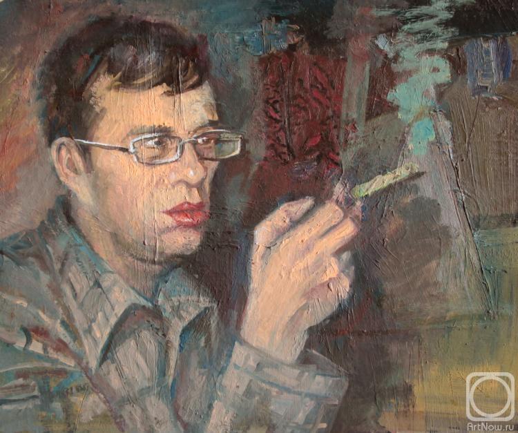 Дуринян Ашот. Портрет