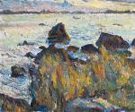 Камни на заливе