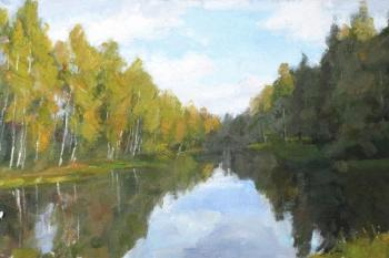 the beginning of autumn. Rubinsky Pavel