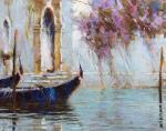 Венеция. Весна (фрагмент). Комарова Елена
