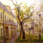 Москва. Никитский бульвар 7. Герасимов Владимир