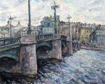 Невка. Санкт-Петербург. Мост