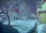Лукьянов Виктор. Рождественская ночь