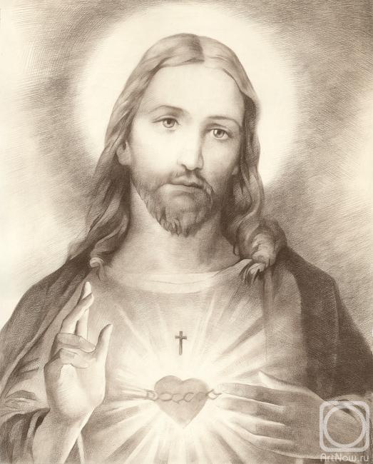 Чернов Денис. Христос