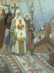 Ефошкин Сергей Николаевич. Сретение чудотворного образа святителя Николая в Великом Новгороде. XII век
