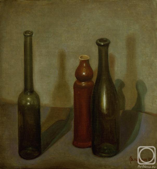 Парошин Владимир. Три бутылки
