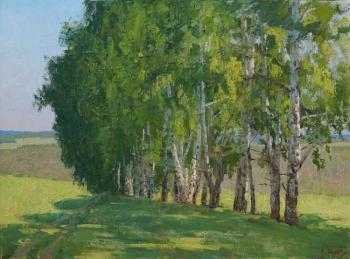 Panov Igor. May Green