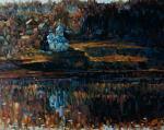 Калтайс Анатолий. Осень на реке Кама