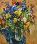 Бочарова Анна. Полевые цветы