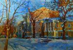 Чижова Виктория. Рождественский бульвар