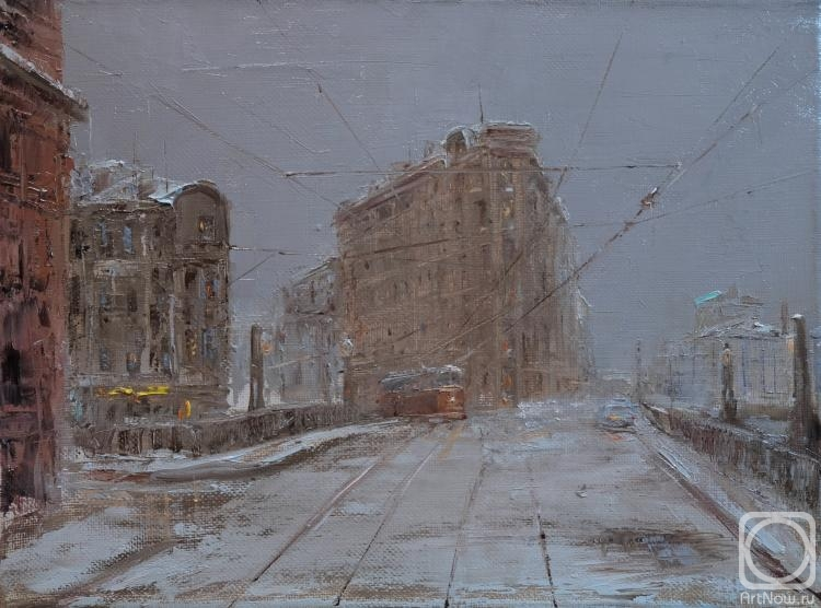 Соловьев Алексей. Мало-Калинкин мост