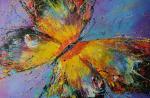 Моисеева Лиана. Абстрактная бабочка