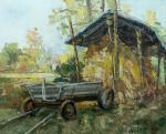 Кошелев Роман. Телега