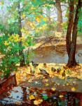 Мишагин Андрей. Осенние гости