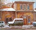 Мишагин Андрей. Бесплатная парковка