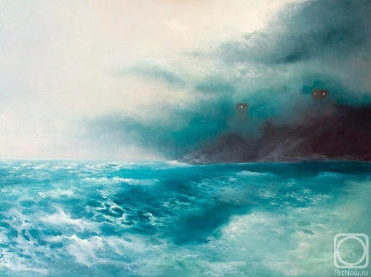 Ким Владимир. Башни и море
