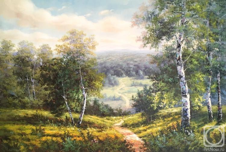 Смородинов Руслан. Летний лес