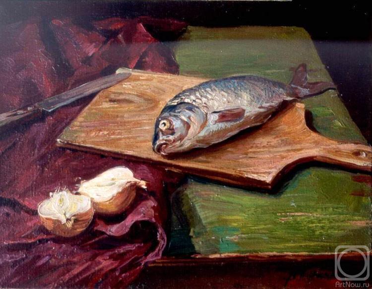 Сочинение по рисунку о в попович не взяли на рыбалку