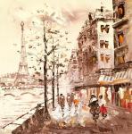 Прогулка по Парижу. Смородинов Руслан