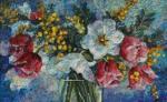 Цветы заснеженного марта