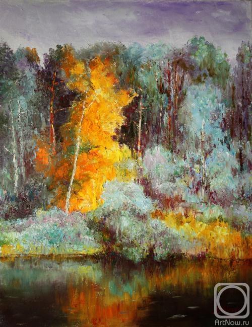 Volosov Vladmir. Autumn Forest