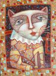 Бабушкина кошка. Сулимов Александр